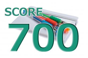TOEIC700点を最短で取る勉強法とは?!500点・600点からのスコアアップ法とおすすめ参考書も